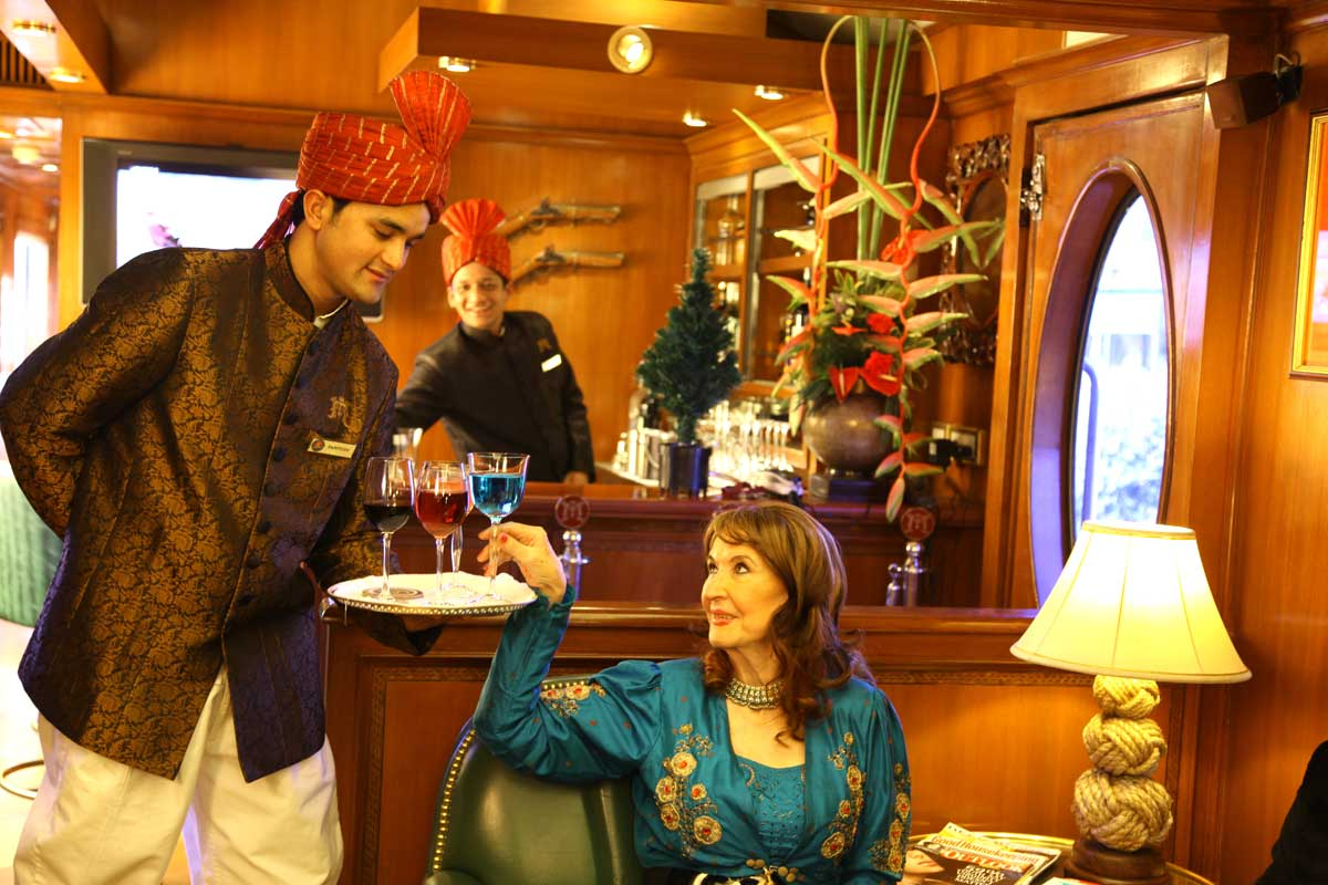 Maharajas Express World S Leading Luxury Train In India